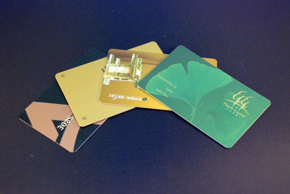 PVC-Member-card