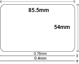 Magnetic-Stripe-card-size